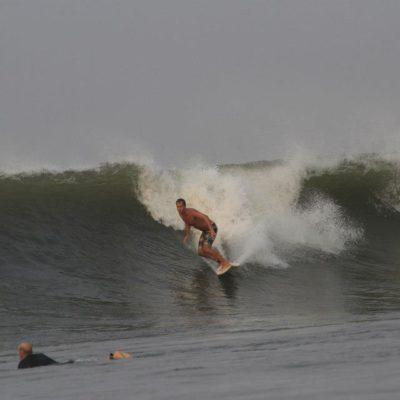 Eduardo Brofman em Punta Mango