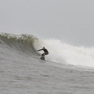 Ricardo Basso (Neco) em Punta Mango