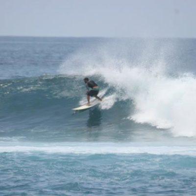 Eduardo Barcelos em Galápagos