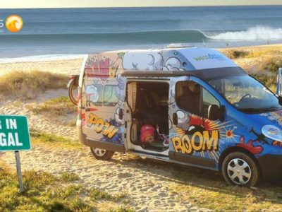 Surf trips hospedagens for Cabanas waitara